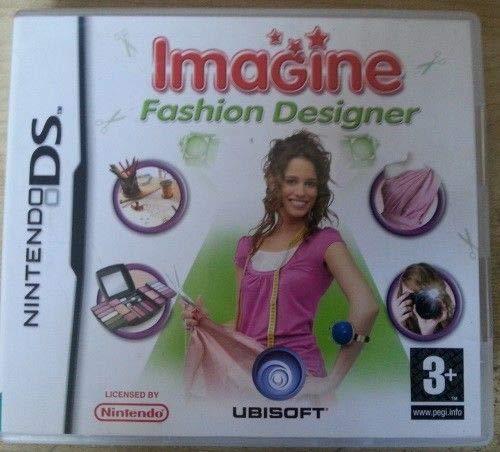 Ubisoft Imagina Ser Diseñadora de modas - NDS Nintendo DS vídeo - Juego...