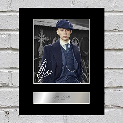joe-cole-photo-dedicacee-encadree-john-shelby-peaky-blinders