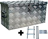 Truckbox D040 + MON2012 Montagesatz, Werkzeugkasten, Deichselbox, Transportbox
