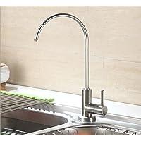 bfzll purificatore d' acqua in acciaio inox rubinetto, senza piombo diretto potabile Pure rubinetto
