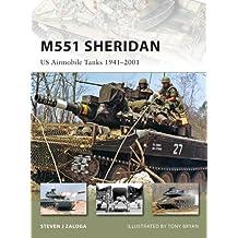 M551 Sheridan: US Airmobile Tanks 1941–2001 (New Vanguard)