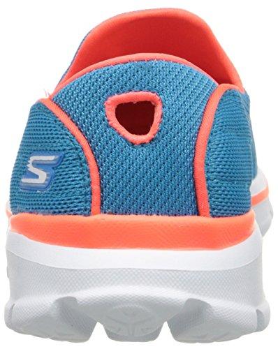 Skechers Go Walk 3–Strike, sneakers da donna Turquoise
