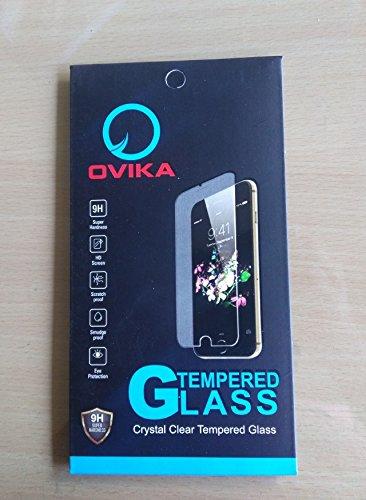 OVIKA Tempered Glass For J7 (Transparent)-KK001-SA14