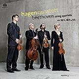 Streichquartette Op.18/3,18/5,135 (SACD-Hybrid)