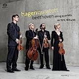 Quatuors no. 3, 5 et 16 | Beethoven, Ludwig van (1770-1827). Compositeur
