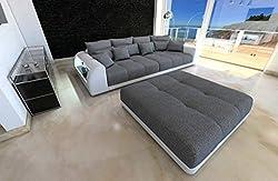Bigsofa Miami grey