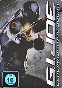 G.I. Joe - Geheimauftrag Cobra (Limited Steelbook Edition)