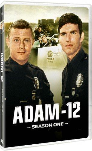 Adam-12: Season One [Edizione: Stati Uniti] [Italia] [DVD] 511z9oPVkyL