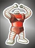 Adesivo Boss Robot Mazinga Goldrake Grendziger Ufo Robot Manga Anime Sticker