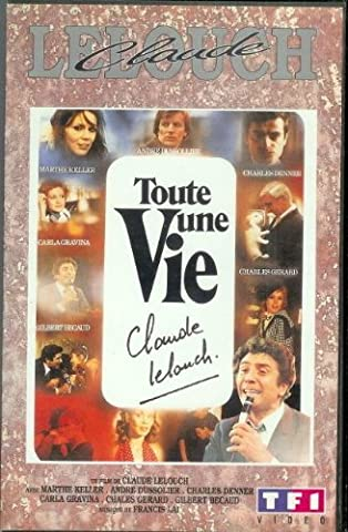 Toute Une Vie [VHS]
