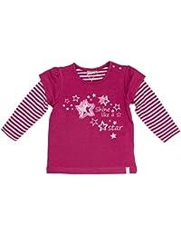 WHSHINE Kind M/ädchen Wellenpunkt Blumen Drucken Langarm Shirt Pullover Hosen Rock Sportanzug Kleidung warm Kleider Set