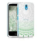 kwmobile Hülle für HTC Desire 526G - Crystal Case Handy