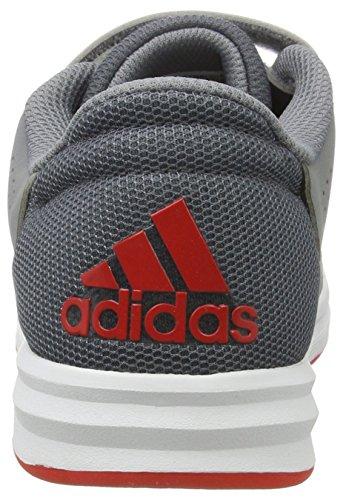 adidas Altasport Cf, Running Mixte Enfant Gris (Grey/ftwr White/onix)