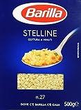 Barilla Pasta Nudeln Stelline, 6er Pack (6 x 500 g)