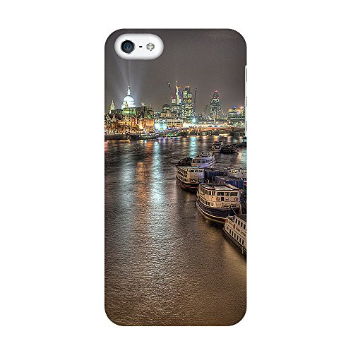 iPhone 4/4S Coque photo - Londres Farbenspiel