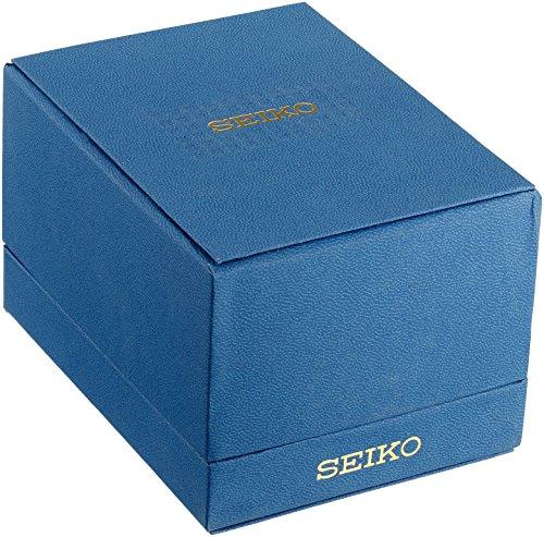 38663e9eb0008 Seiko Men s Quartz Stainless Steel Casual Watch