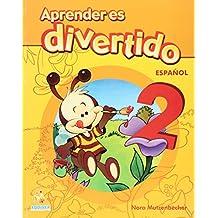 Aprender es divertido/Learning is Fun: Espanol 2/Spanish