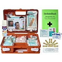 Erste-Hilfe-Koffer KITA PLUS incl. Sprühpflaster nach DIN/EN 13157 für Betriebe + DIN/EN 13164 für KFZ - incl.... preisvergleich bei billige-tabletten.eu