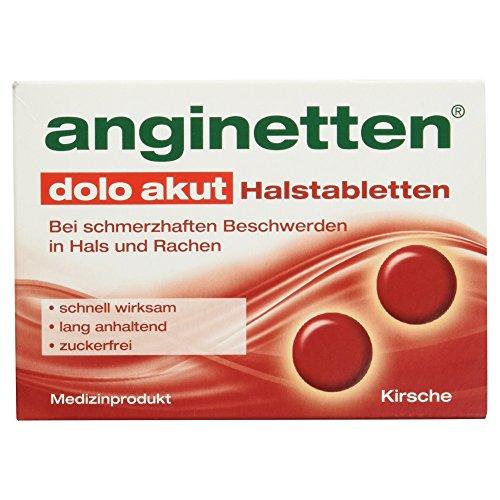 Anginetten Dolo Akut 24 Stück