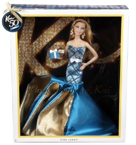 Imagen 3 de Barbie V0438 Mattel colección, Feliz Cumpleaños Ken! De la muñeca