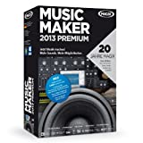MAGIX Music Maker 2013 Premium (Jubil�umsaktion inkl. Music Studio) Bild