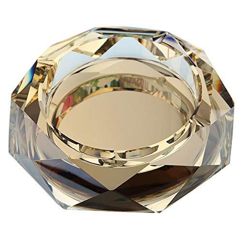 SGYL Cenicero Cristal Cristal - decoración Creativa