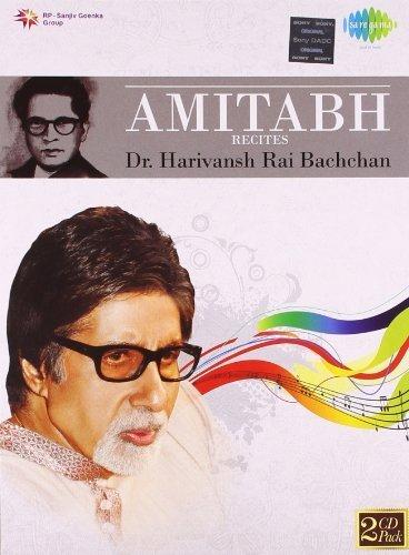 Amitabh Recites Dr. Harivansh Rai Bachchan (Set of 2 Cd) Released Dec 2011 by CD# 1 : Amitabh Bachchan (2012-05-04) (Harivansh Rai Bachchan)