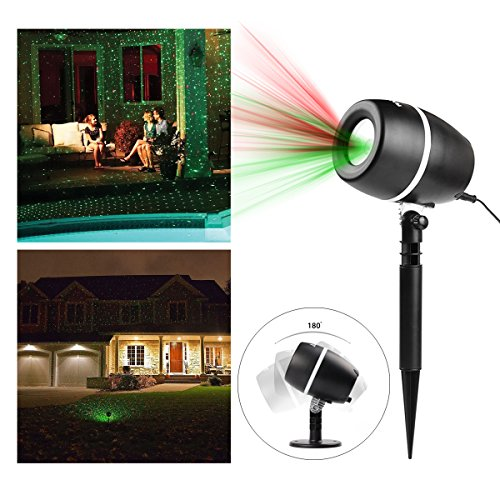 Salcar LED Lichteffekt, Innen/außen IP65, Kunststoff, Efecto de Luces,