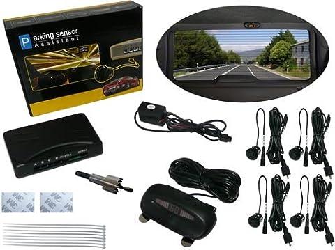 KDX Audio kin094558–Sensor Parking avec display inverse pour Ver Par rétroviseur