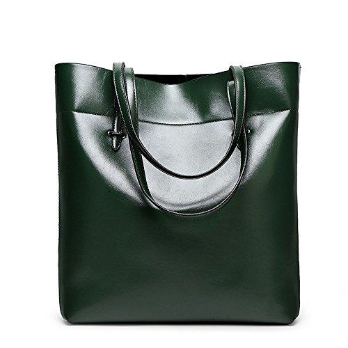 Meoaeo L'Olio Nuovo Sacchetto Di Cera Ed Il Sacco Bag Verde green