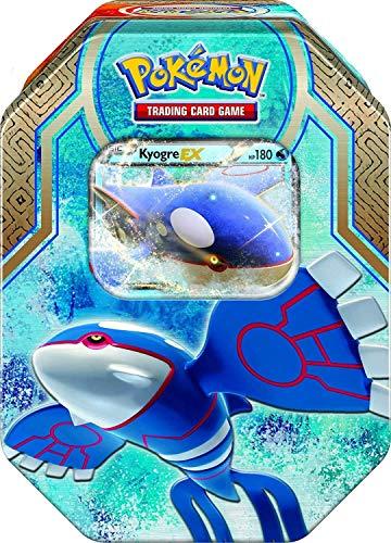 Lively Moments Pokemon Karten Tin Box Kyogre-EX EN Englisch Trading Card Game / Metallbox