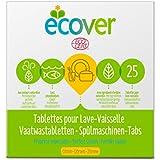 Ecover - 412010033 - Pastilles pour Lave-vaisselle -...