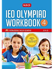 International English Olympiad Workbook -Class 4 (2019-20)