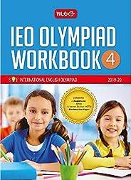 International English Olympiad Workbook - Class 4 (2019-20) (Old Edition)