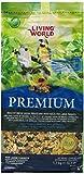 Living World Premium Parrot Food, Large, 1.7 Kg