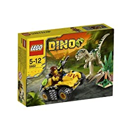 Lego-Dino-5882-Versteck-des-Coelophysis