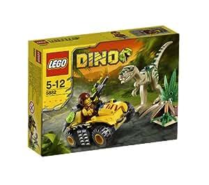Lego dino 5882 jeu de construction l 39 embuscade du coelophysis jeux et jouets - Jeux lego dino ...