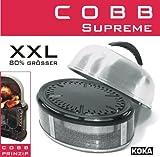 Cobb-Grill Supreme Campinggrill mit großer ovaler Grillfläche