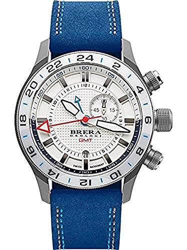 Brera Orologi Men's Chronograph Watch - ETERNO GMT