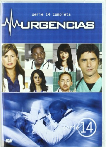 Urgencias - Temporada 14 [DVD]