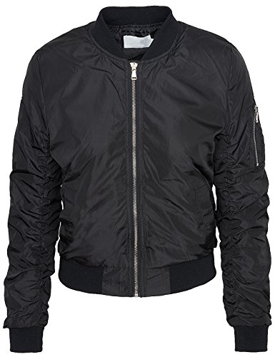 Rock Creek Selection - Blouson - Teddy - Femme Rose Rose Noir - Noir