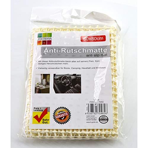 TT Teppich-Stopp 60x80cm Anti Rutsch Matte Unterlage Gleitschutz Teppichgitter