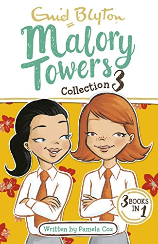 Malory Towers collection 3. Books 7-9