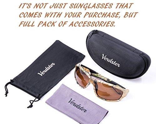 89db0270c7 Verdster TourDePro Polarized Camo Sunglasses For Men and Women ...