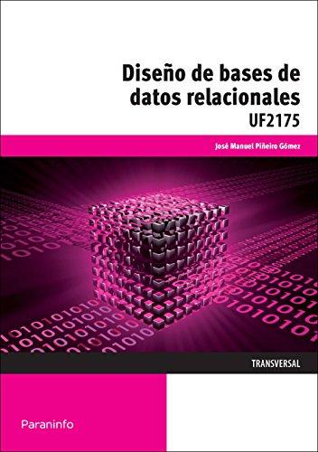 Diseño de bases de datos relacionales (Cp - Certificado Profesionalidad) por JOSÉ MANUEL PIÑEIRO GÓMEZ
