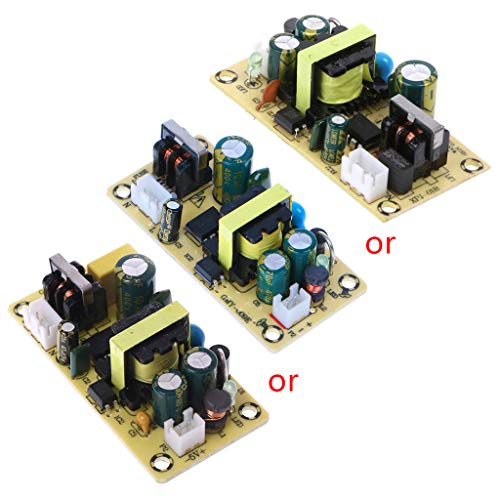 Gwxevce AC 100-265V to DC 5V 2A Switching Power Supply Module TL431 for  Replace Repair