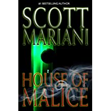 HOUSE OF MALICE (English Edition)