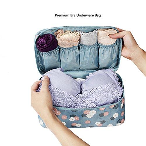 DOKEHOM 9 cubos organizadores de viajes, dos colores disponibles