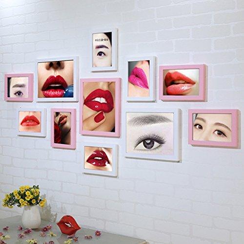 William 337 Schönheitssalon Promotion Ideen, koreanische Tattoo, Augenbrauen, Lippe, Halbpermanentes Poster Fotorahmen, Wanddekoration, Gemälde, Mehrfarbig