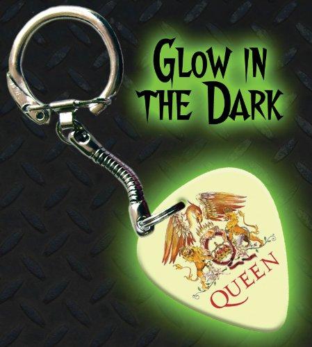 Queen resplandor oscuridad Premium Guitar plektron